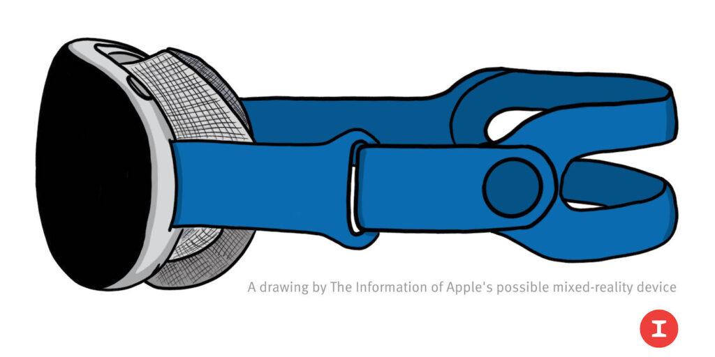 AR/VR : le casque d'Apple analyserait les mouvements des yeux