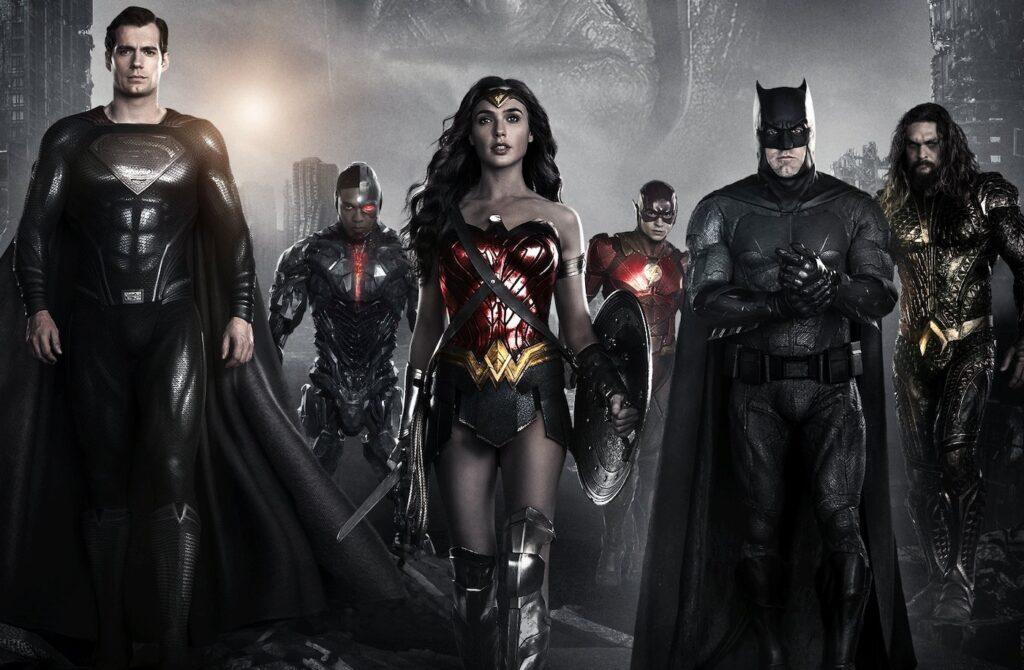 Justice League Snyder Cut : un démarrage record en France et dans le monde