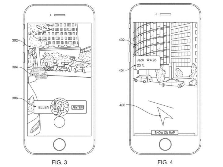 Uber : la réalité augmentée vous aidera à trouver votre chauffeur