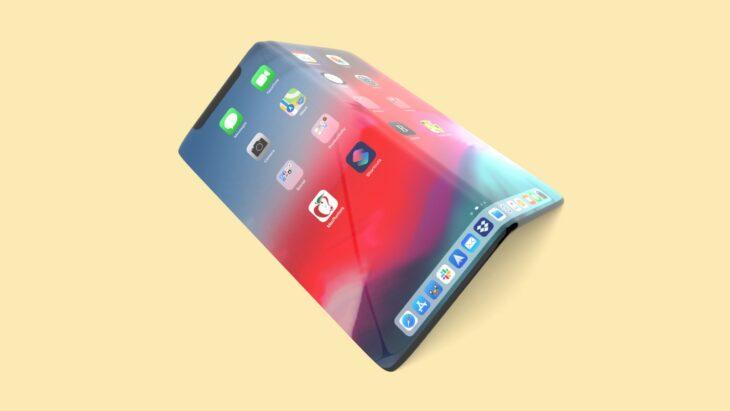 Rumeur : un iPhone pliable avec écran 7,5 à 8 pouces pour 2023 ?