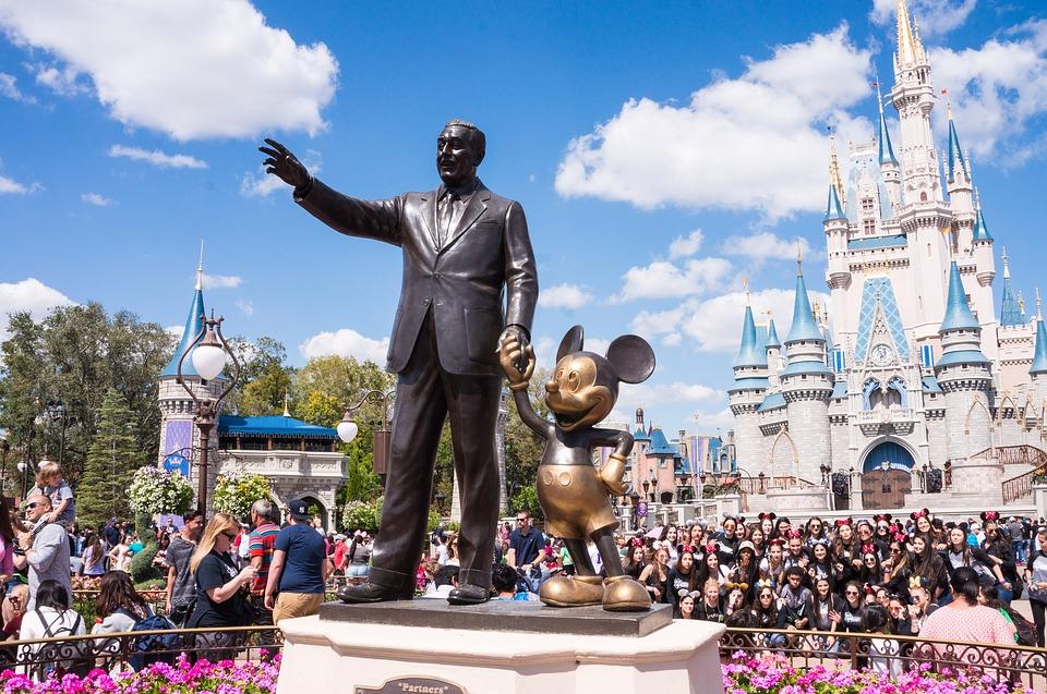 Disney reste un empire du divertissement