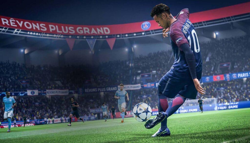 FIFA : Electronic Arts met fin au partenariat avec Pierre Ménès