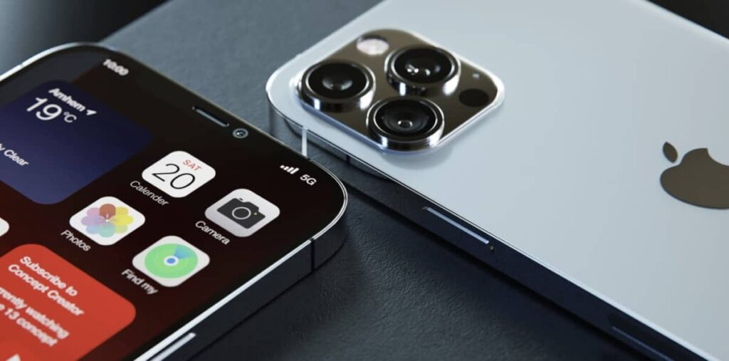 L'iPhone 13 devrait bien sortir en septembre 2021