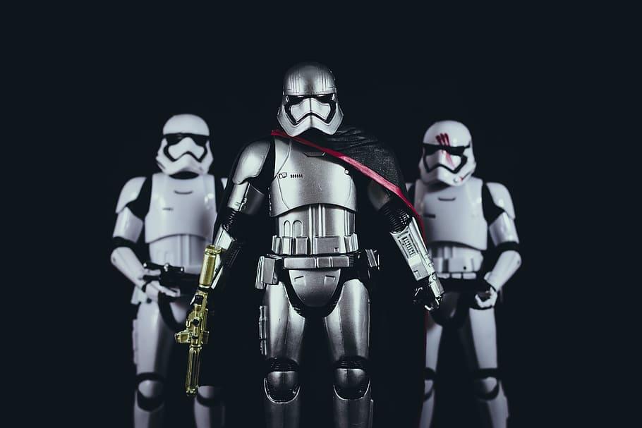 Disney possède la légendaire licence Star Wars