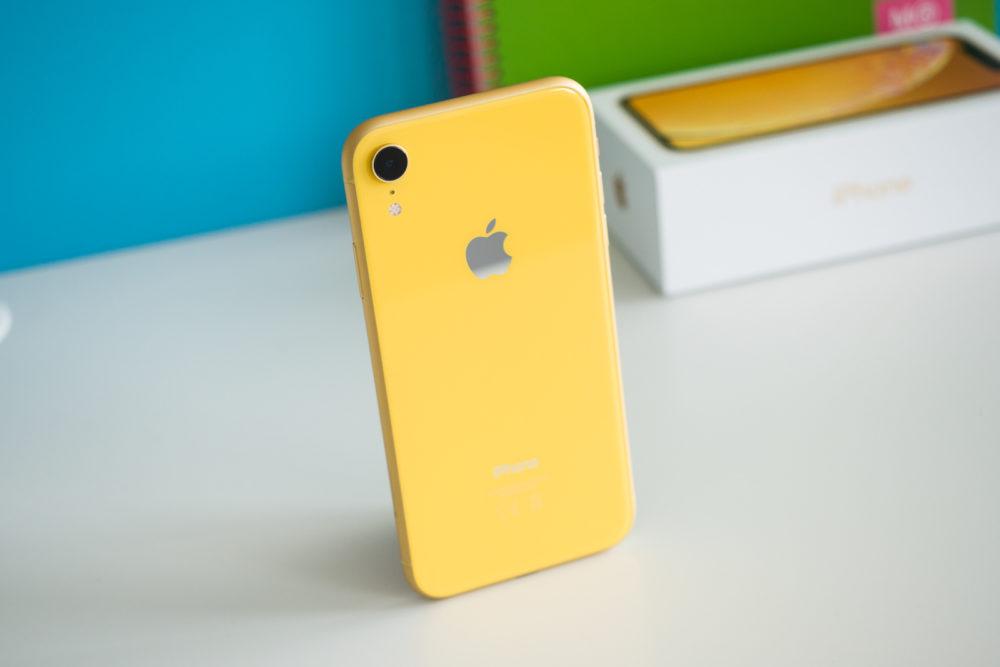 Pourquoi acheter un iPhone XR reconditionné en 2021 ?