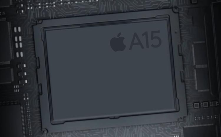 iPhone 13 : la production de masse de la puce A15 débuterait fin mai