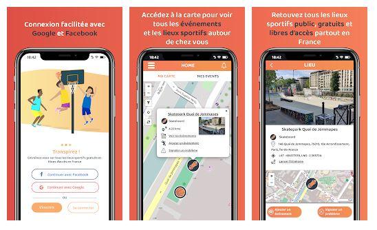 USPORTY : l'app qui permet de faire du sport en temps de Covid-19