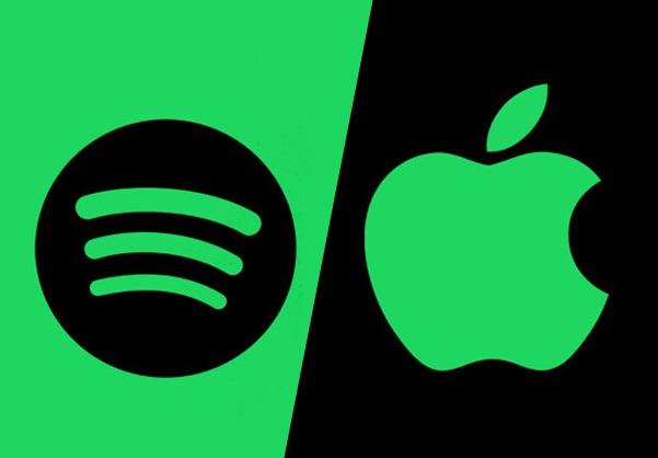 Apple Music paie davantage les artistes que Spotify