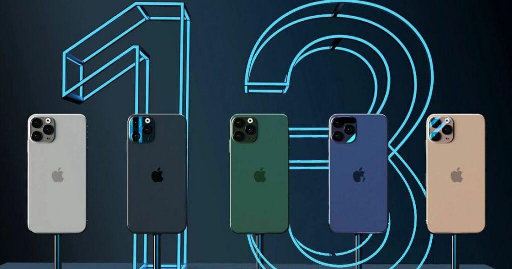 iPhone 13 : un objectif large presque identique à celui de l'iPhone 12 ?