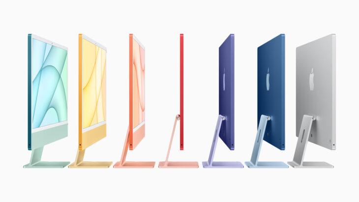 iMac M1 : Apple pourrait bien dominer le secteur du PC tout-en-un