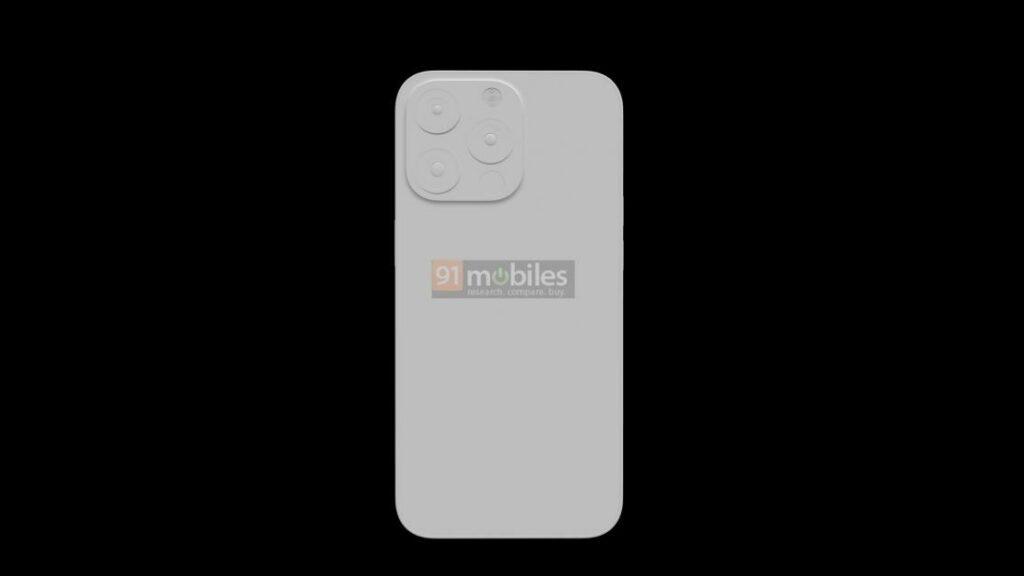 L'iPhone 13 Pro plus épais à cause d'un système de caméra arrière plus grand ?