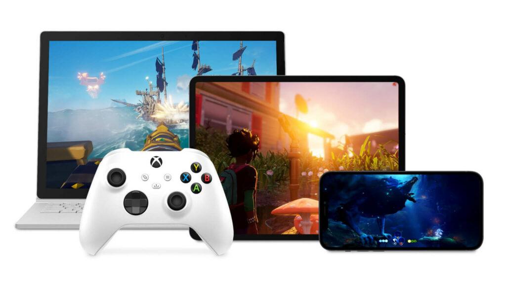 Microsoft xCloud Bêta arrive sur iPhone, iPad & PC sous Windows 10