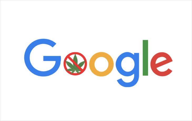 Google interdit les applications de livraison de cannabis