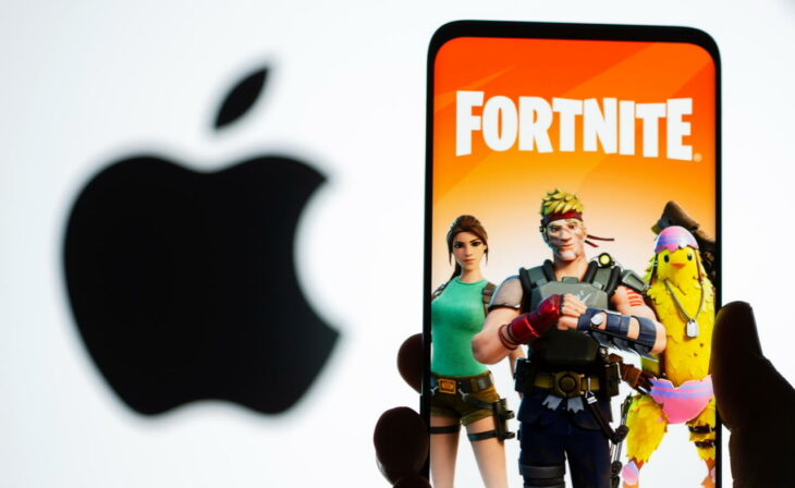 Fortnite a rapporté plus de 100 millions de dollars à Apple