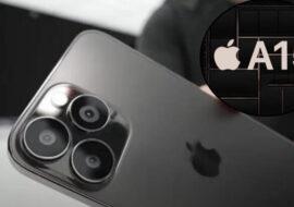 iPhone 13 : TSMC aurait commencé à produire la puce A15 Bionic