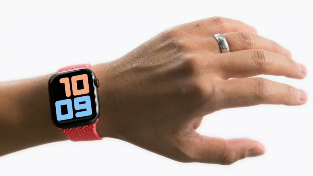 L'Apple Watch sera bientôt contrôlable avec des gestes de la main