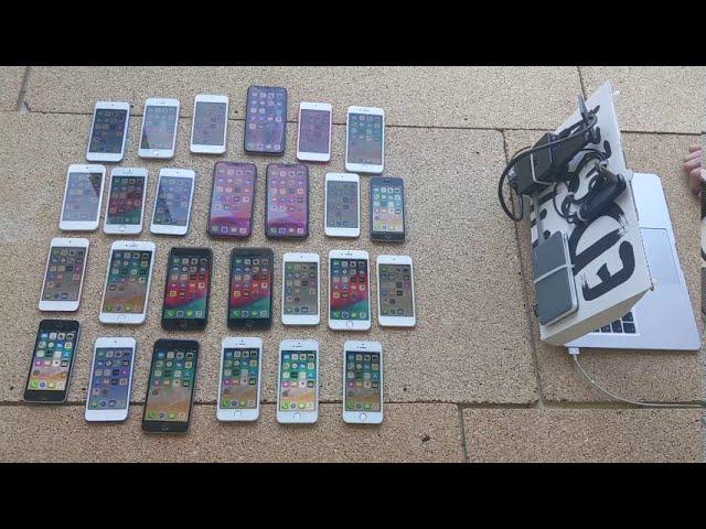 Hack iPhone : une faille permet de contrôler le smartphone d'Apple