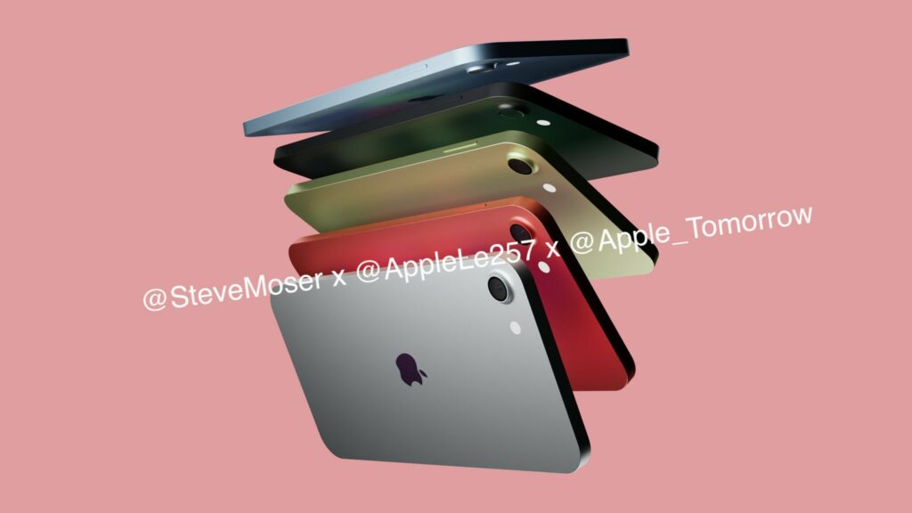 Un iPod touch 8 à l'automne 2021 ?