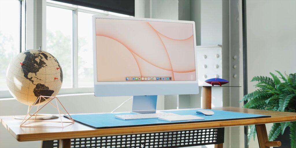 Des iMac M1 ont un défaut de fabrication : ils sont de travers