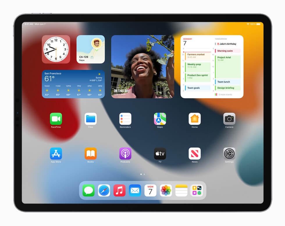 iPadOS 15 permettra aux apps d'utiliser plus de 5 Go de RAM