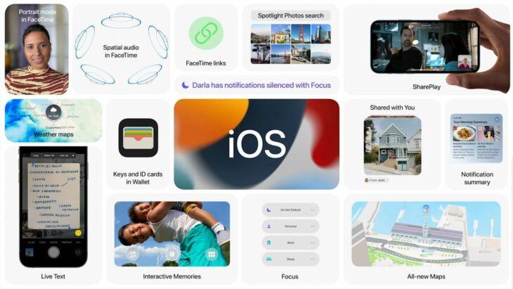 iOS 15 : ce qui va changer sur votre iPhone