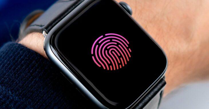 Un capteur d'empreintes Touch ID sur la prochaine Apple Watch ?