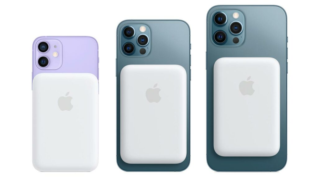 iPhone 12 : Apple lance enfin une batterie externe MagSafe
