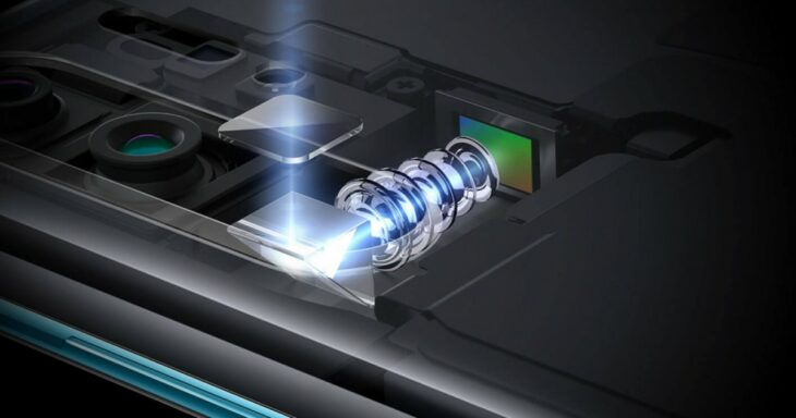 iPhone : nouveau brevet de caméra périscopique déposé par Apple