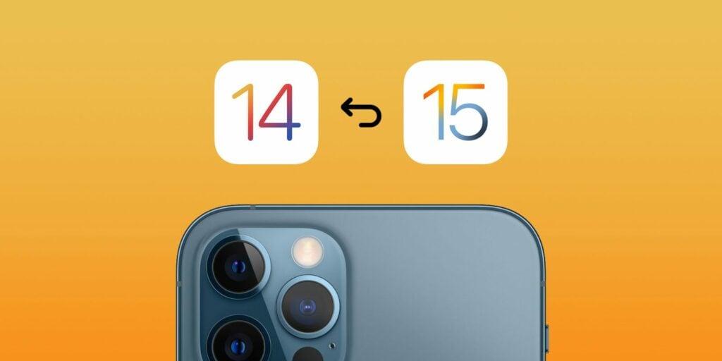 Tutoriel Downgrade : comment revenir à iOS 14 depuis iOS 15 sur Mac ?