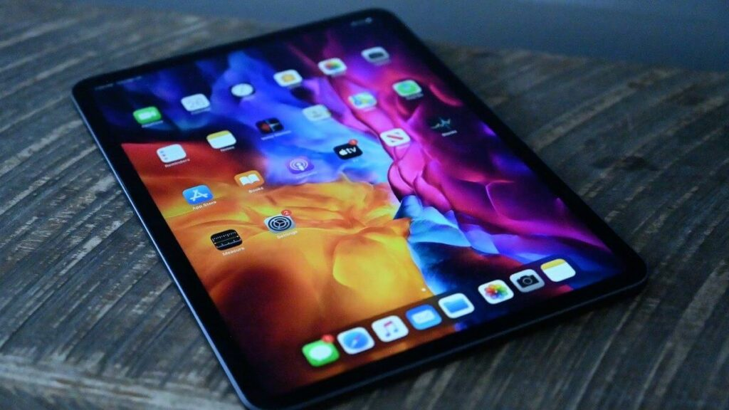Premier iPad OLED d'Apple : une sortie en 2023 ?