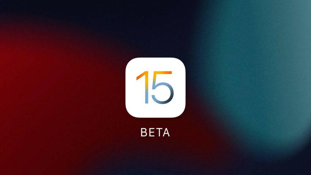 Apple propose la bêta 4 d'iOS 15 et d'iPadOS 15