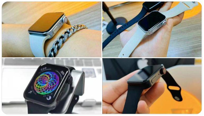 Apple Watch Series 7 : des clones de la montre apparaissent en Chine