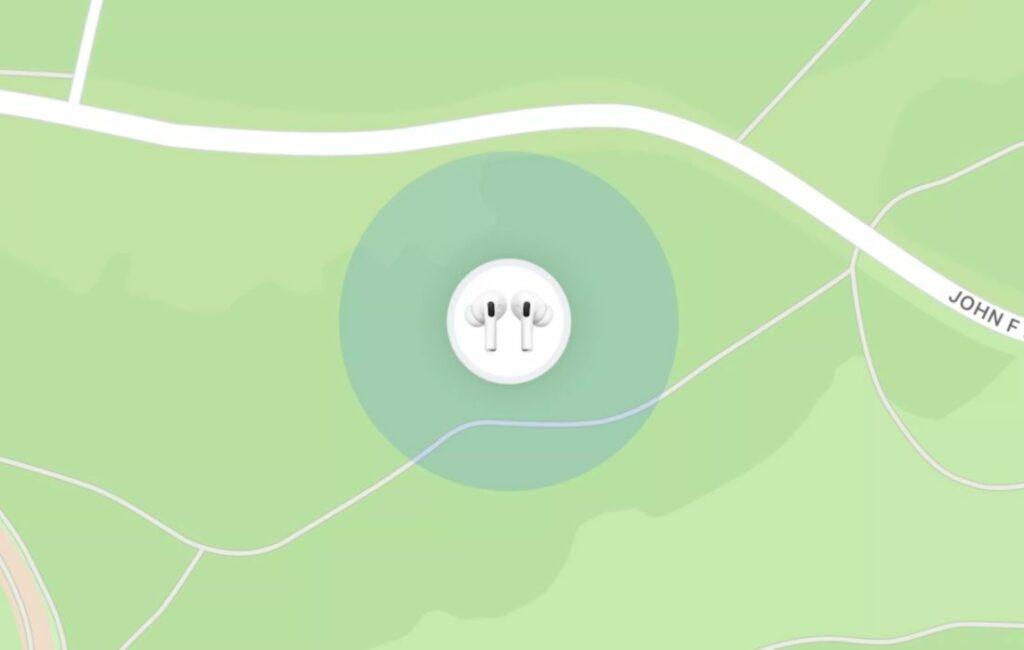 iOS 15 vous aidera à retrouver vos AirPods, où qu'ils soient