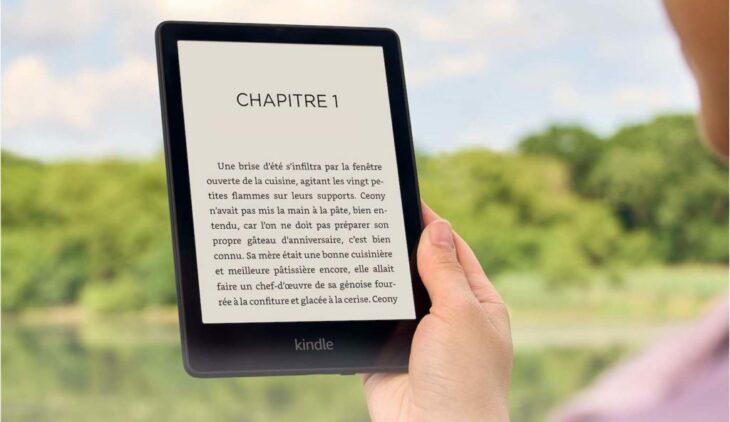 Amazon lance deux liseuses Kindle Paperwhite