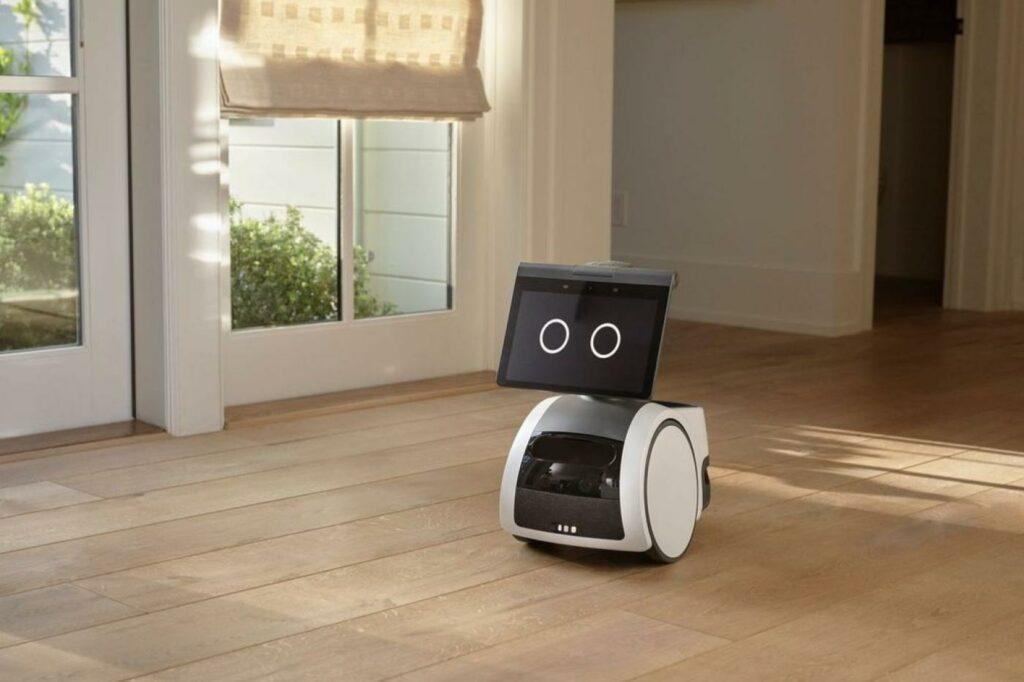 Amazon Astro : le robot qui veille sur votre maison
