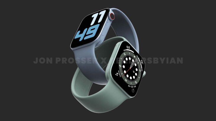 Apple résout les soucis de production de l'Apple Watch Series 7