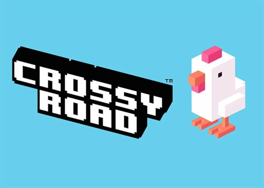 Apple Arcade : Crossy Road arrive sur l'iPhone & l'iPad