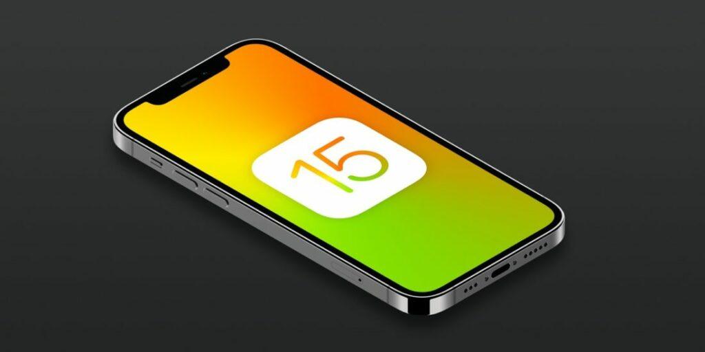 iOS 15 sera disponible au téléchargement le 20 septembre