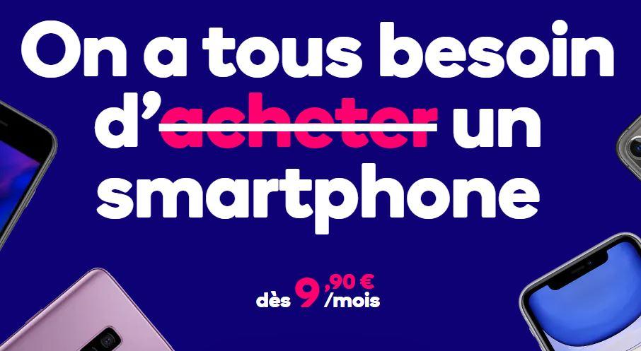 Mobile Club : la location iPhone dès 9,90€/mois !