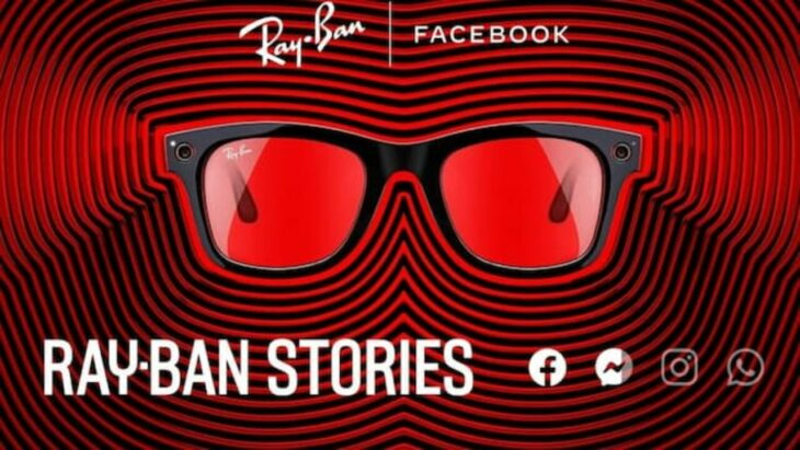 Facebook lance ses lunettes connectées Ray-Ban Stories