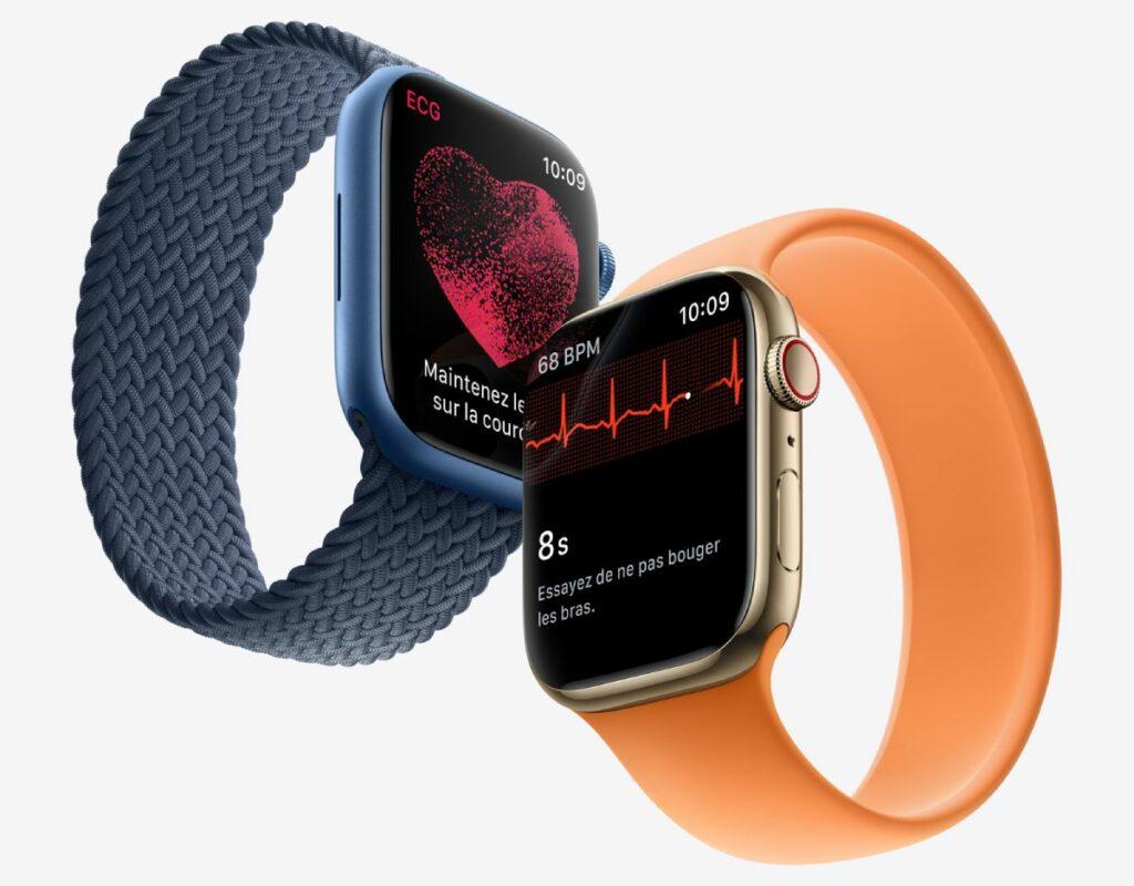 L'Apple Watch Series 8 pourrait être proposée en 3 tailles