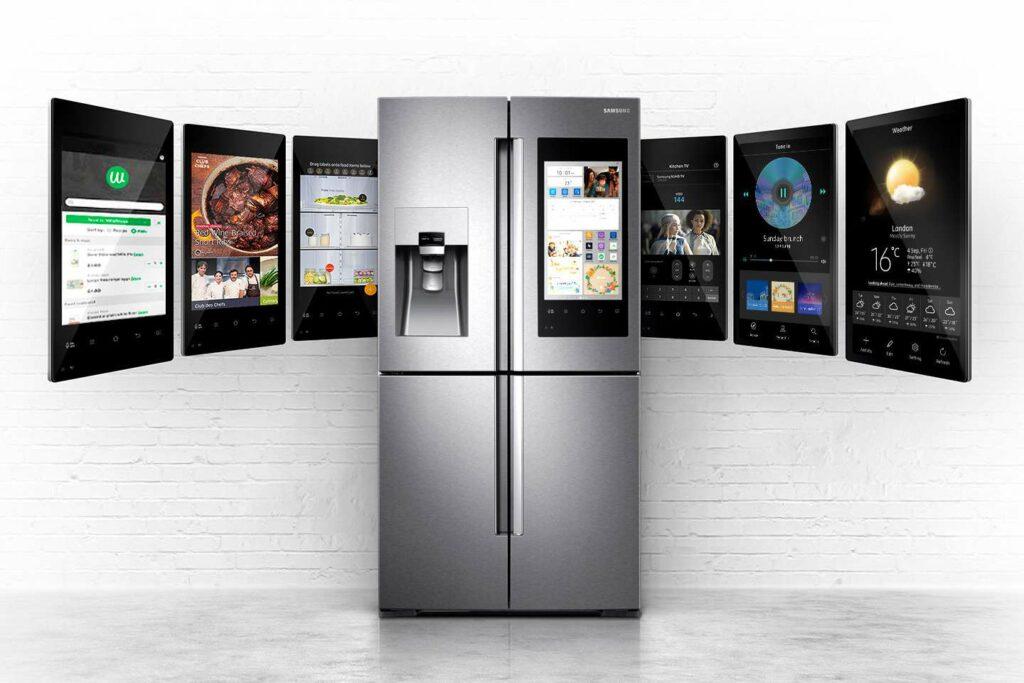 Amazon plancherait sur un réfrigérateur intelligent