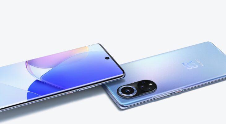 Huawei lance le Nova 9, doté d'un écran OLED de 6.6 pouces