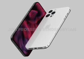 iPhone 14 : l'encoche encore présente, pas de Touch ID sous l'écran ?